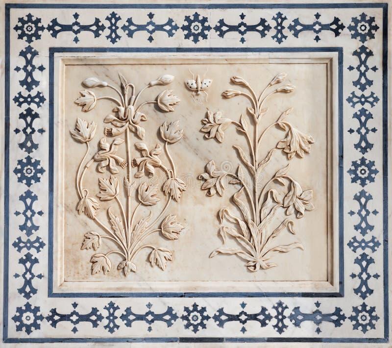 在宫殿的样式,斋浦尔 免版税库存图片