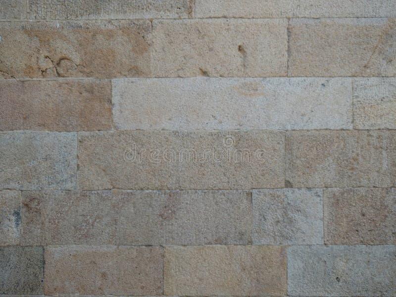 在寺庙的石头 库存图片