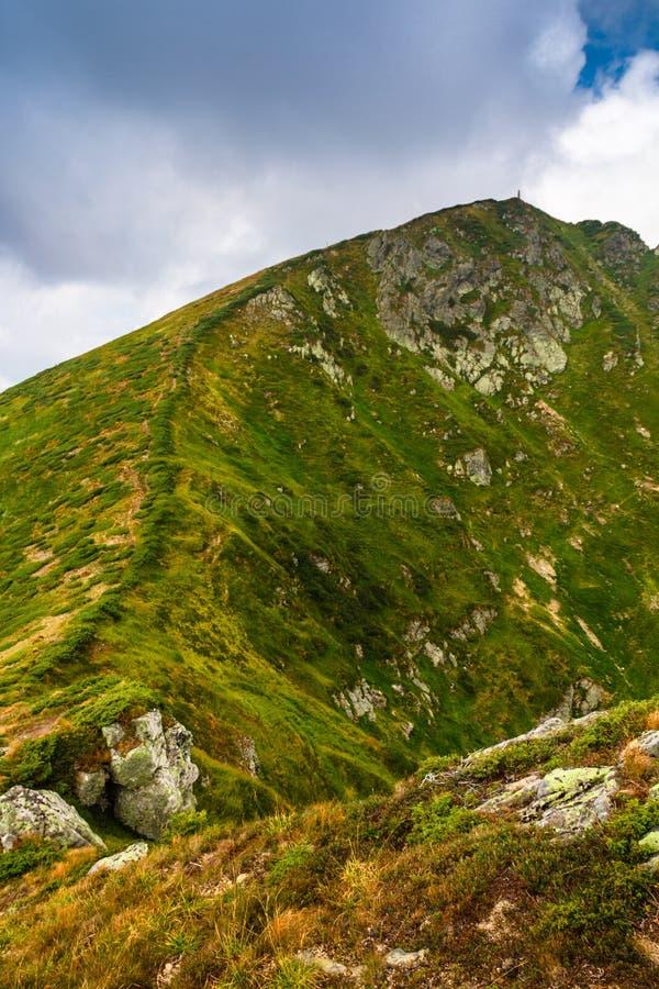 Download 在山的晴朗的夏天场面 库存图片. 图片 包括有 平静, 新鲜, 结算, 照明, 室外, 场面, beautifuler - 72362865