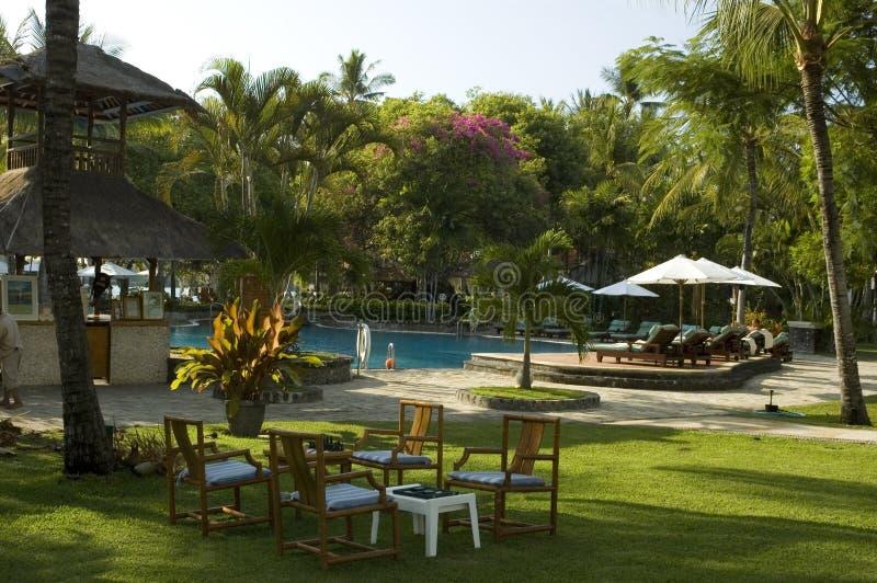 在巴厘岛印度尼西亚附近 免版税图库摄影