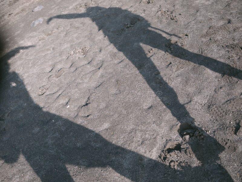 在布罗莫火山山的美丽的景色 免版税库存照片
