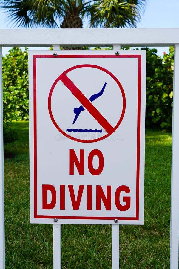 在手段或家协会水池的标志 库存照片