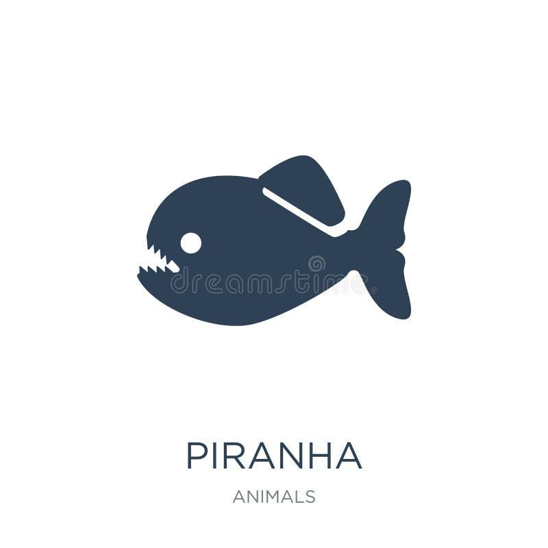 在时髦设计样式的比拉鱼象 在白色背景隔绝的比拉鱼象 比拉鱼传染媒介象简单和现代平的标志 皇族释放例证