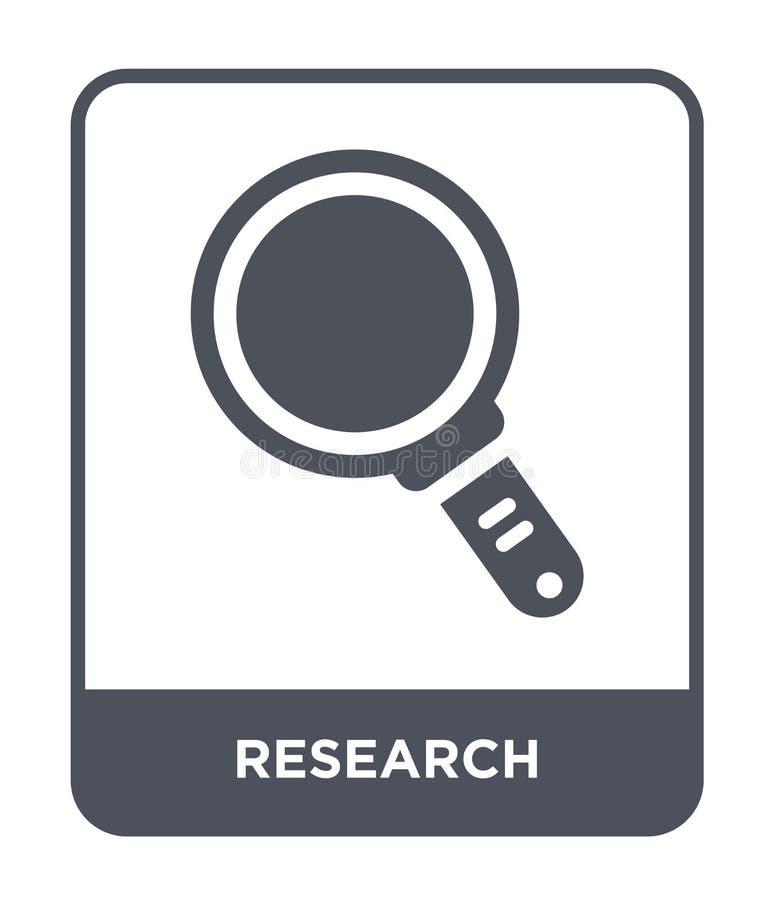 在时髦设计样式的研究象 在白色背景隔绝的研究象 研究传染媒介象简单和现代舱内甲板 库存例证