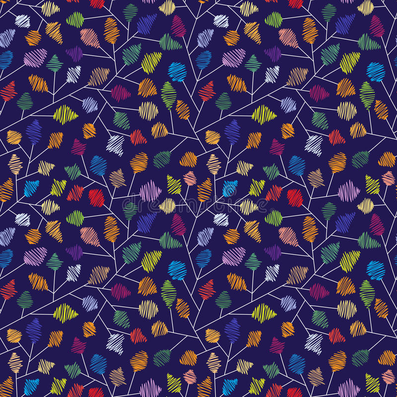 Download 抽象无缝的背景 向量例证. 插画 包括有 春天, 无缝, 抽象, 不尽, 正方形, 蓝色, 颜色, brandied - 30326618