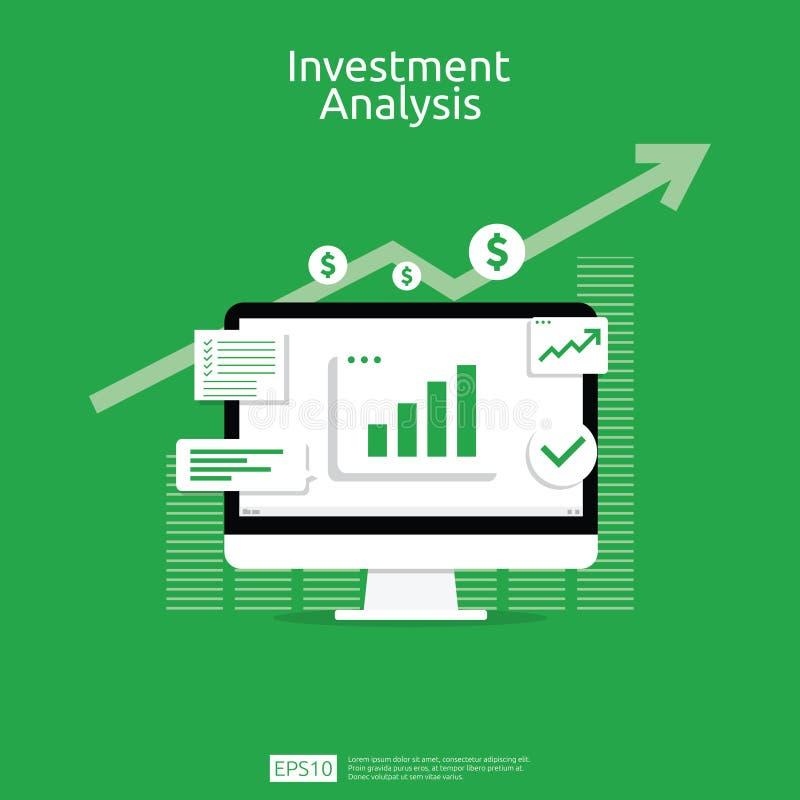 在显示器舱内甲板的报表 财务会计报告或投资分析企业概念 办公室事为 库存例证