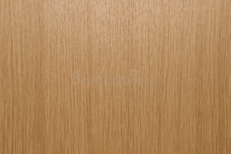 在木头外面的明亮的棕色表面与样式 免版税图库摄影