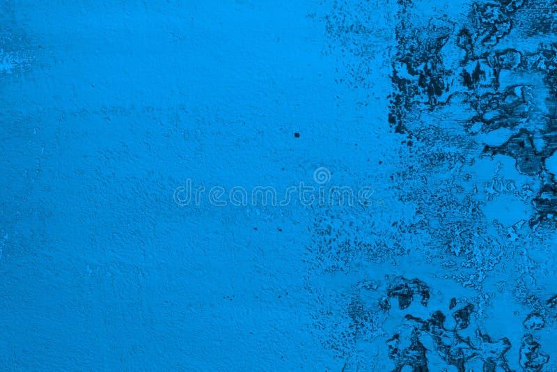 在杂乱膏药纹理-美妙的抽象照片背景的浅兰的巨大的镇压 免版税图库摄影