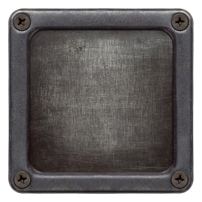 金属片 库存照片