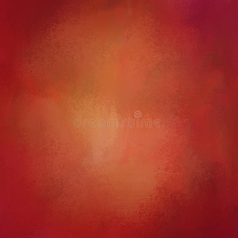 在橙红和黄色的温暖的秋天颜色的背景纹理 库存照片