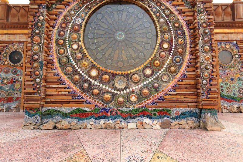 在泰国的Wat Phasornkaew 免版税图库摄影