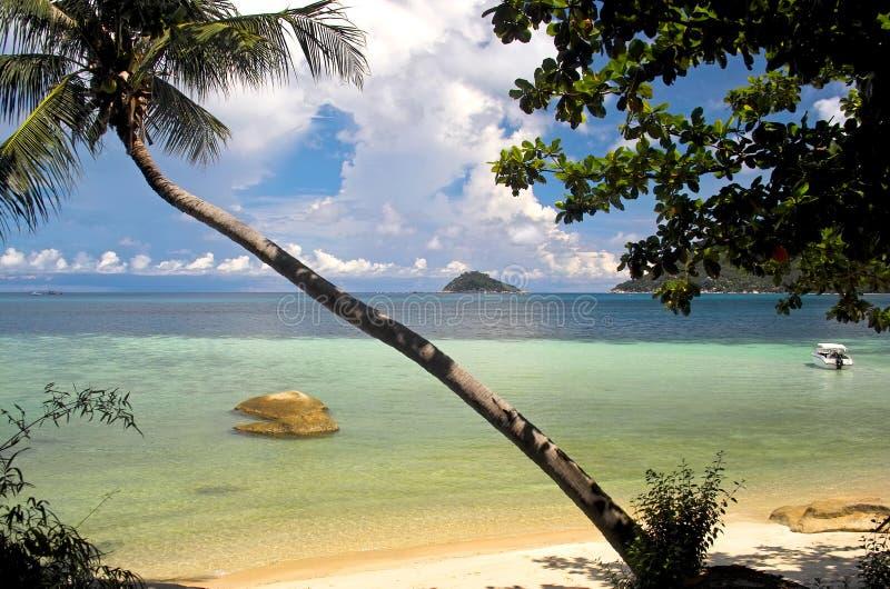 在海湾泰国视图间 图库摄影