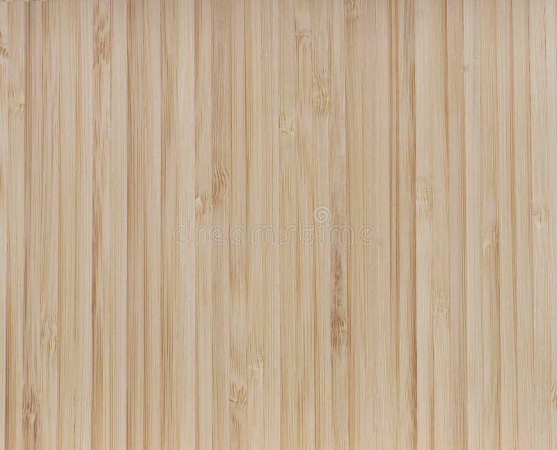 在淡色的竹木背景 免版税图库摄影