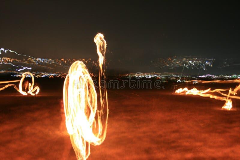 在火`的索非亚` 库存照片