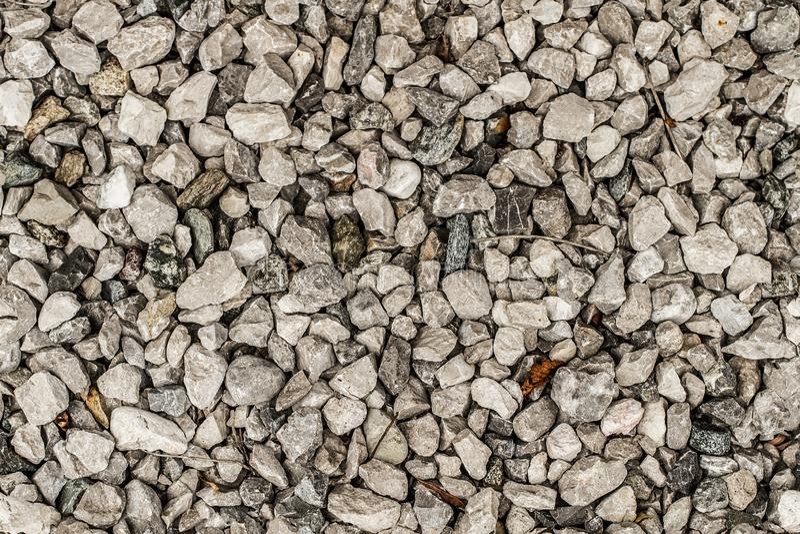 在灰色颜色的无缝的岩石纹理 免版税库存图片