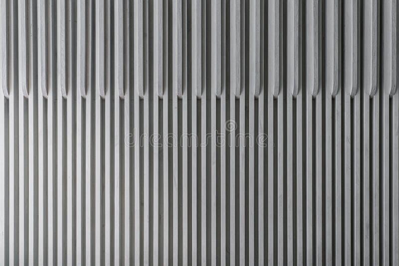 在灰色颜色/background纹理/室内设计材料的木小条样式 库存图片