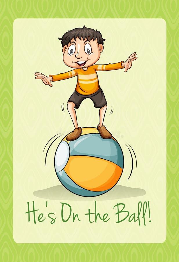 Download 在球的成语 向量例证. 插画 包括有 说法, 文本, 演讲, 成语, 竹子, 照片, 执行, 语言, 津贴 - 59108088