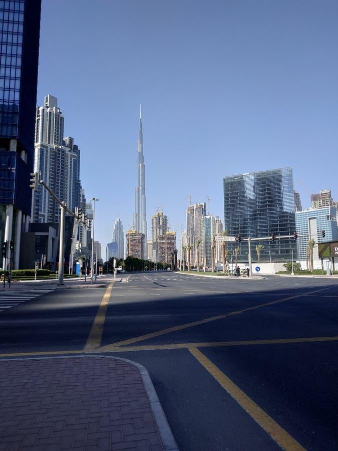 在白天,城市scape图片采取 图库摄影