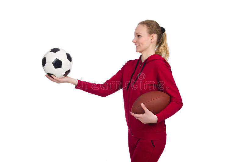 Download 在白色体育概念的妇女隔绝的 库存照片. 图片 包括有 女演员, 运动员, 快乐, 女孩, 方式, beauvoir - 72365440