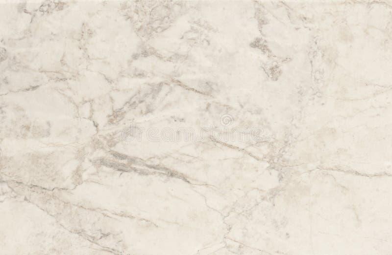 在白色大理石地板纹理和背景的样式 免版税图库摄影