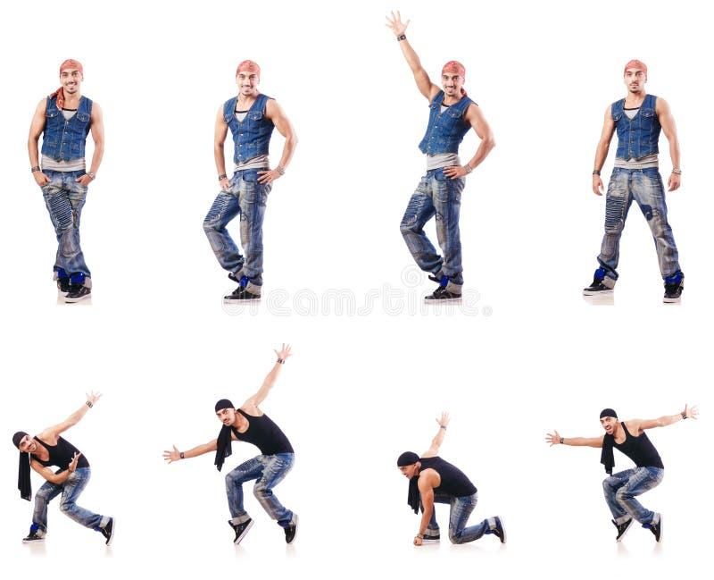 Download 在白色的舞蹈家跳舞 库存照片. 图片 包括有 自由式, 艺术, 编译, 拉丁美洲人, 综合, 健身, 杂技演员 - 72366850