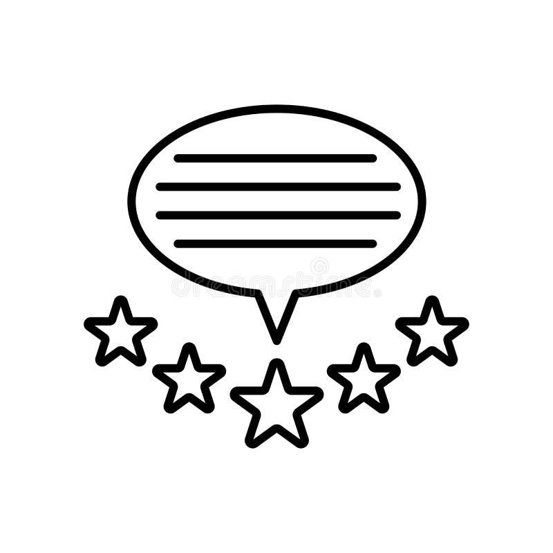 在白色背景和标志隔绝的对估计的象传染媒介标志,对估计的商标概念 皇族释放例证