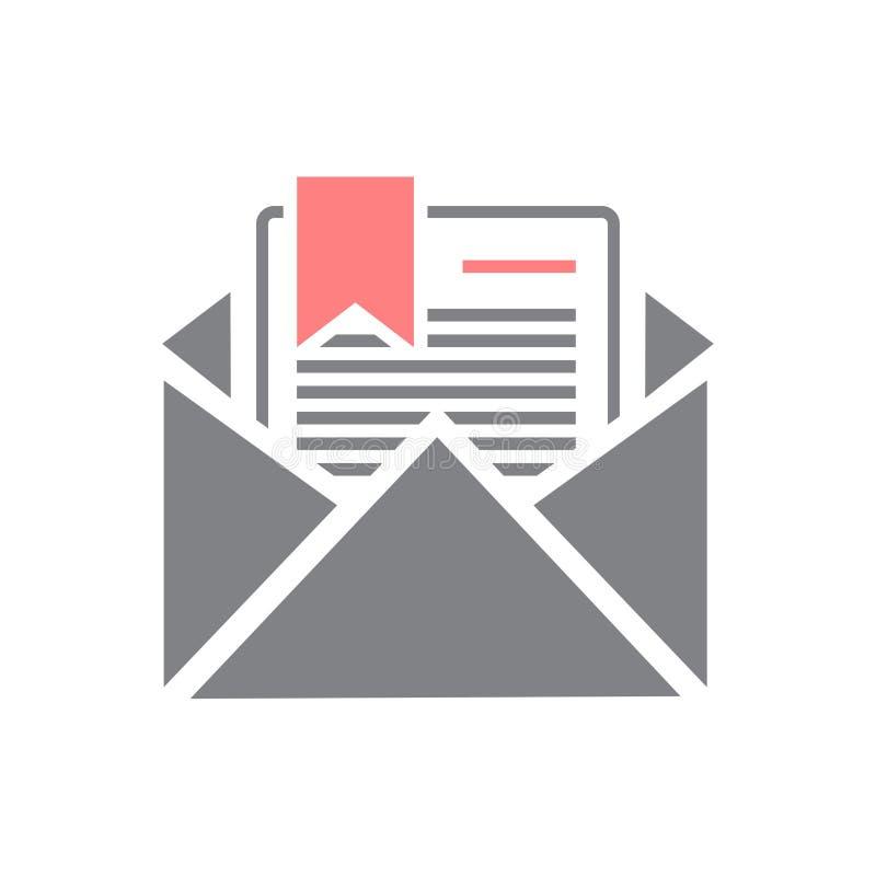 在白色背景的商业文件象图表和网络设计的,现代简单的传染媒介标志 背景蓝色颜色概念互联网 时髦标志 库存例证
