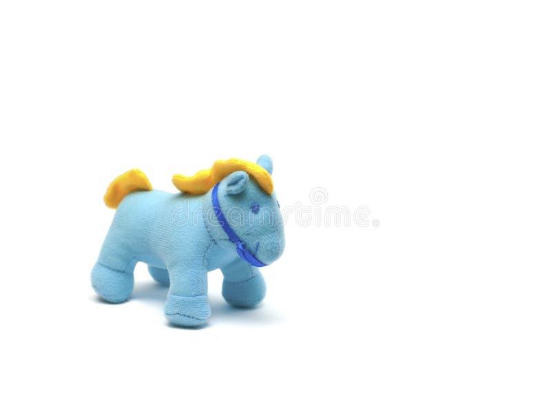玩具马 免版税图库摄影