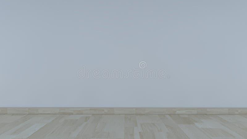 在白色背景隔绝的透视木头, 免版税库存照片