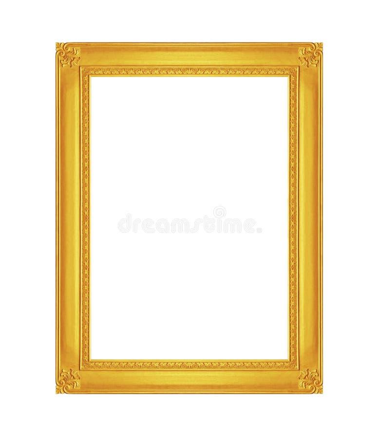 在白色隔绝的古色古香的画框. 背包徒步旅行者, 鼓胀.图片