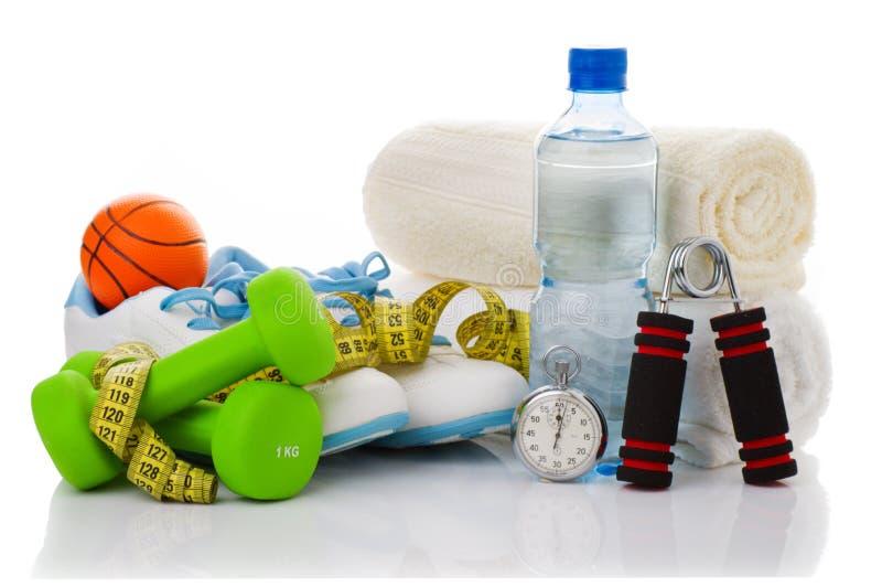 Download 在白色隔绝的健身设备 库存图片. 图片 包括有 五颜六色, 肥胖, 次幂, 查出, 绿色, 形状, 概念 - 72358711
