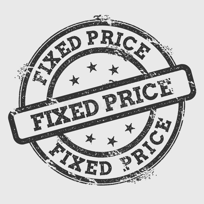 在白色隔绝的固定价格不加考虑表赞同的人 皇族释放例证