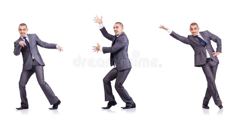 Download 在白色隔绝的跳舞商人 库存照片. 图片 包括有 喜悦, 幽默, 上涨, 人力, 工作, 查出, 愉快, 总公司 - 72366412