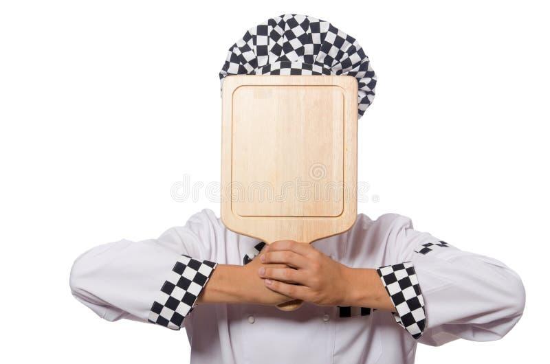 Download 在白色隔绝的滑稽的厨师 库存照片. 图片 包括有 下来, 厨师, 杓子, 快活, 健康, 膳食, 美食, 美食术 - 72358032