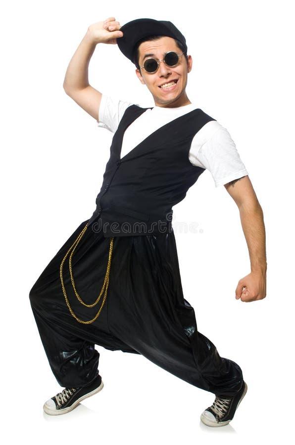 Download 在白色隔绝的滑稽的年轻人跳舞 库存图片. 图片 包括有 书呆子, 艺术, 音乐会, 交谈者, 技艺家, 幽默 - 72366343