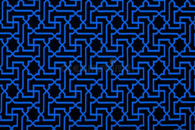 在的材料几何样式,背景。 免版税库存照片