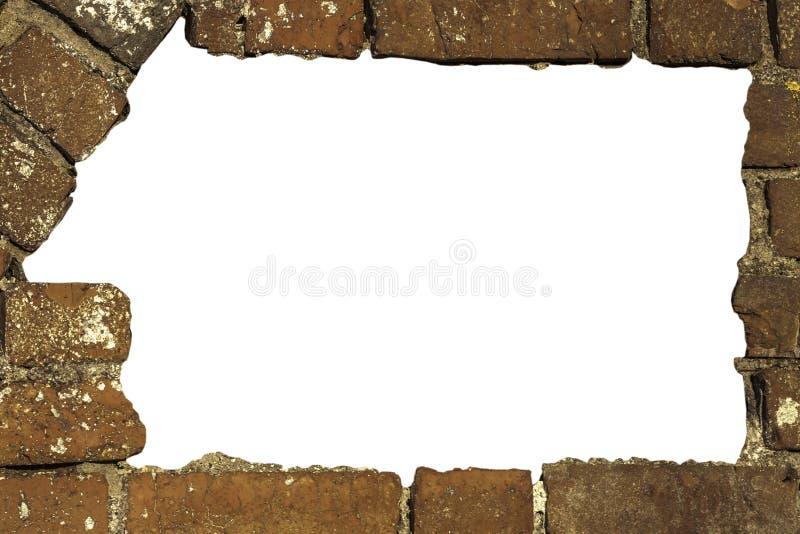在砖墙的突破口