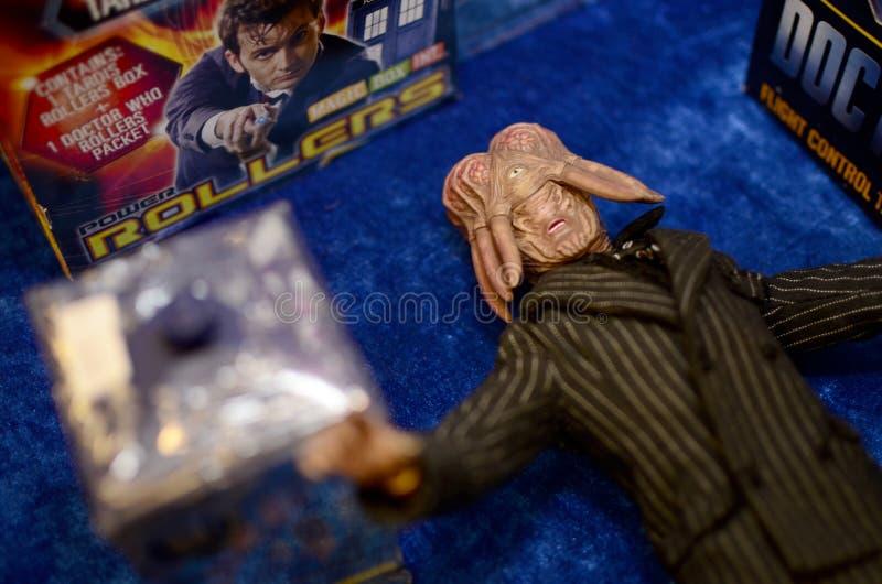 Figurins玩具 免版税库存图片