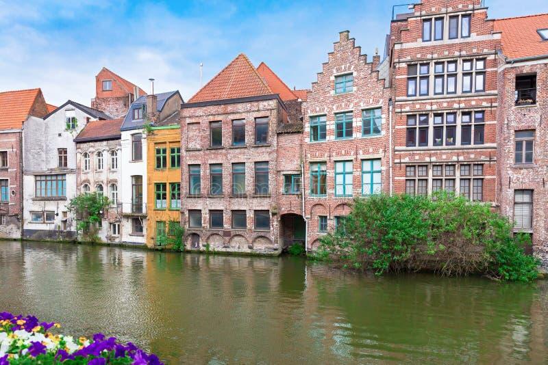 在绅士的运河 免版税图库摄影