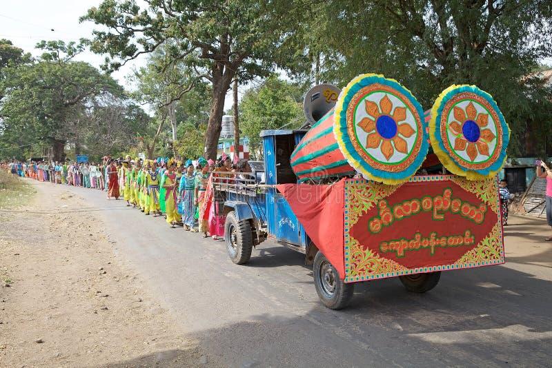 Download 在缅甸的Novitiation仪式 图库摄影片. 图片 包括有 仪式, 衣裳, 整理, 的btu, 缅甸 - 59111182