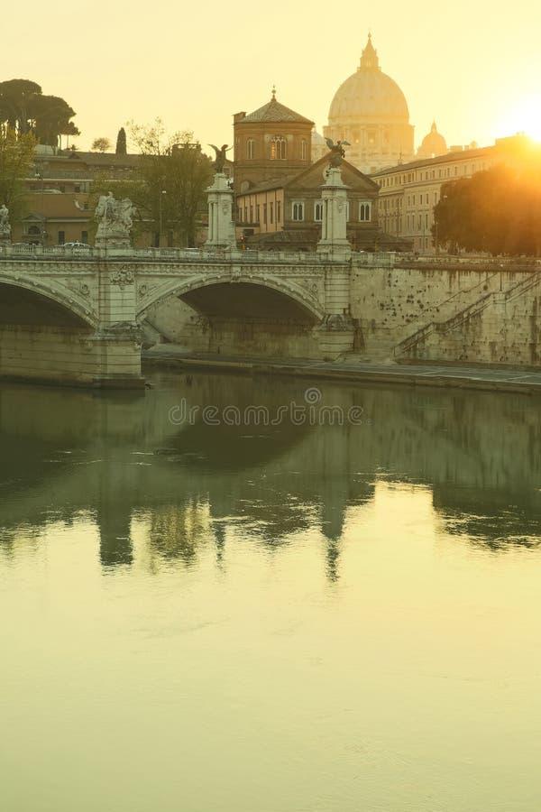 在罗马视图 免版税图库摄影