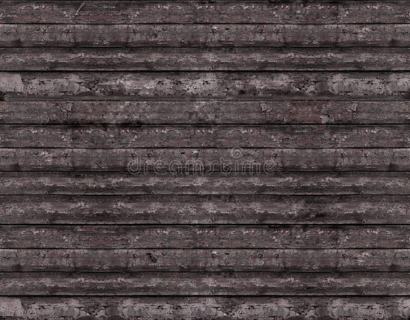 在老灰色纹理木头的特写镜头。 免版税图库摄影