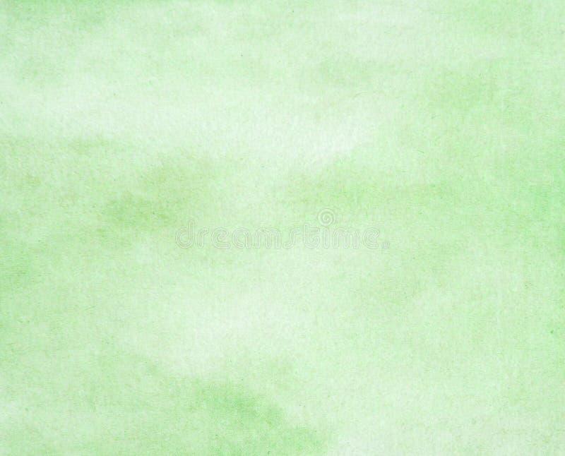在老纸纹理背景的水彩 库存图片