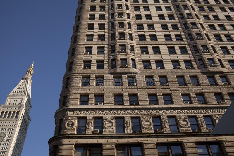 在联合正方形,纽约的Flatiron大厦 库存照片