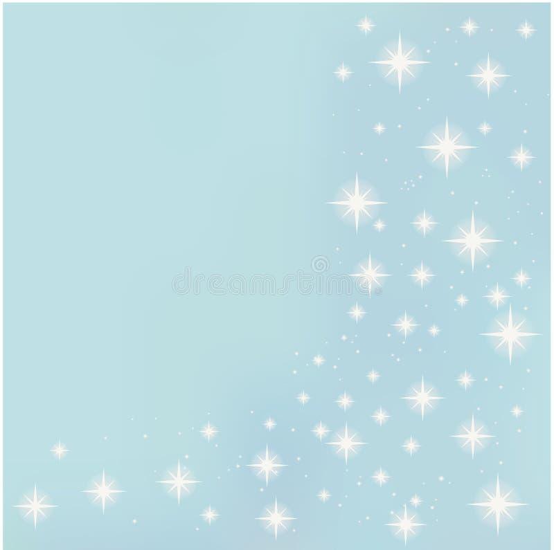 Download 在蓝色背景传染媒介的星 向量例证. 插画 包括有 设计, 季节性, 前夕, 魔术, 圈子, 蓝色, 焕发 - 62532180