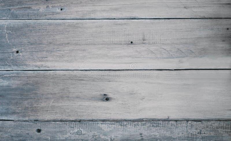 在表面墙壁上镶边的装饰老木头背景和纹理  使用葡萄酒过滤器 库存图片
