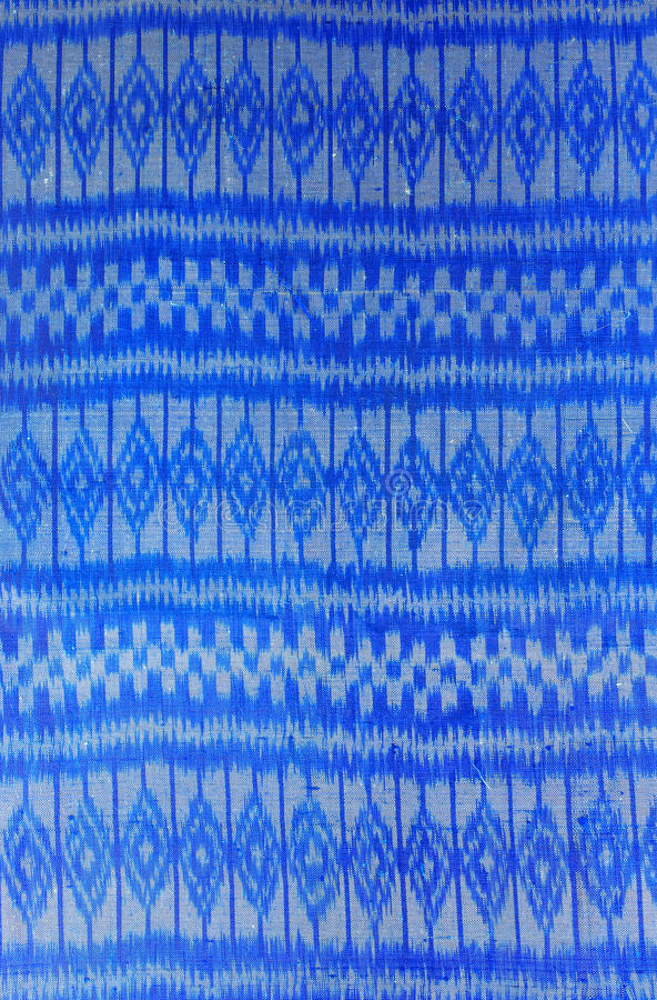 在被编织的织品的样式 免版税库存照片