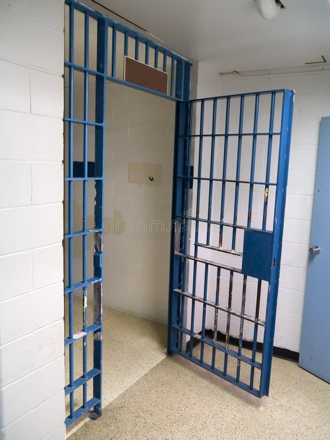 牢房 库存照片