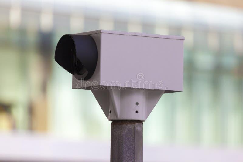 在路的速度照相机 免版税图库摄影