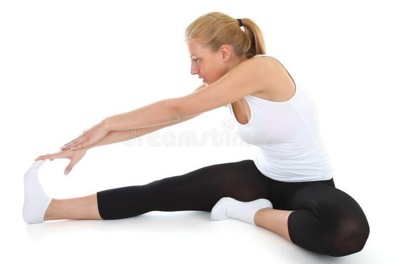 Download 在运动的白人妇女 库存照片. 图片 包括有 行程, 有吸引力的, 卡路里, 放松, 血统, 女孩, 执行 - 22353688
